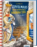 Cover-Bild zu Becker, Uwe: Zipfelmaus und der geheimnisvolle Goldkratzer - Ein Kirchenkrimi
