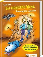 Cover-Bild zu Krabbe, Ina: Das magische Minus - Zahlenjagd im Labyrinth