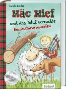 Cover-Bild zu Becker, Carola: Mäc Mief 02 und das total verrückte Baumstammwerfen