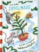 Cover-Bild zu Becker, Uwe: Zipfelmaus und der wunderbare Weihnachtsplan