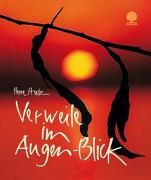 Cover-Bild zu Verweile im Augen-Blick von Stutz, Pierre