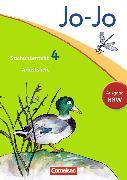 Cover-Bild zu Jo-Jo Sachunterricht 4. Schuljahr. Arbeitsheft. NW von Beckhausen, Falk