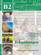 Cover-Bild zu Erkundungen Deutsch als Fremdsprache B2: Integriertes Kurs- und Arbeitsbuch von Buscha, Anne