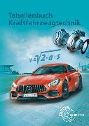 Cover-Bild zu Tabellenbuch Kraftfahrzeugtechnik von Fischer, Richard