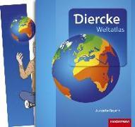 Cover-Bild zu Diercke Weltatlas. Aktuelle Ausgabe. mit Arbeitsheft TOP Atlastraining. BY