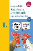 Cover-Bild zu Langenscheidt Spanische Grammatik - kurz und schmerzlos - Buch mit Übungen zum Download von Fülöp-Lucio, Vicki