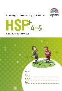 Cover-Bild zu HSP 4-5 plus. Testhefte