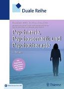 Cover-Bild zu Duale Reihe Psychiatrie, Psychosomatik und Psychotherapie