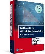 Cover-Bild zu Mathematik für Wirtschaftswissenschaftler