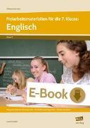 Cover-Bild zu Freiarbeitsmaterialien für die 7. Klasse: Englisch (eBook) von Keller, Corinne