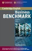 Cover-Bild zu Advanced: Cambridge English. Personal Study Book - Business Benchmark