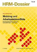 Cover-Bild zu Mobbing und Arbeitsplatzkonflikte von Schiller-Stutz, Klaus