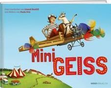 Cover-Bild zu Bardill, Linard: Mini Geiss