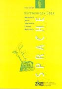 Cover-Bild zu Sprache - Kurzweiliges Üben von Lauffer, Felix