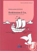Cover-Bild zu Blätterwirbel Deutsch - Robinson & Co. von Mutter Wiesli, Monica