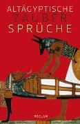 Cover-Bild zu Fischer-Elfert, Hans-W. (Übers.): Altägyptische Zaubersprüche