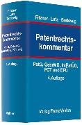 Cover-Bild zu Fitzner, Uwe (Hrsg.): Patentrechtskommentar