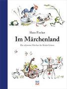 Cover-Bild zu Grimm, Brüder: Im Märchenland
