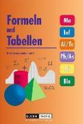Cover-Bild zu Sekundarstufe I und II - Formelsammlung von Becker, Frank-Michael