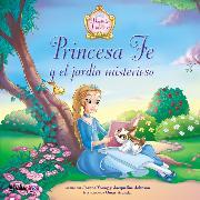 Cover-Bild zu Princesa Fe y el jardín misterioso