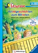 Cover-Bild zu Krimigeschichten zum Mitraten von Lenk, Fabian
