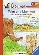 Cover-Bild zu Toko und Mammut und der Säbelzahntiger von Boehme, Julia