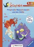 Cover-Bild zu Pimpinella Meerprinzessin und der Delfin von Luhn, Usch
