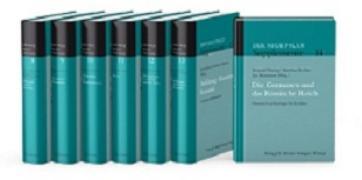 Cover-Bild zu Becher, Matthias (Hrsg.): Der Neue Pauly - Supplemente 2. Staffel - Der Neue Pauly - Supplemente, 2. Staffel