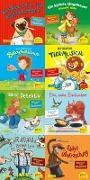 Cover-Bild zu diverse: Pixi-Box 270: Pixis Bilderbücher zum Mitmachen (8x8 Exemplare)