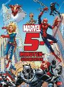 Cover-Bild zu Diverse: Marvel 5-Minuten-Geschichten