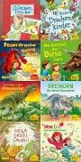 Cover-Bild zu diverse: Pixi-Box 279: Dinos und Drachen bei Pixi (8x8 Exemplare)