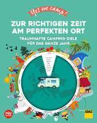 Cover-Bild zu diverse: Yes we camp! Zur richtigen Zeit am perfekten Ort