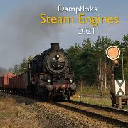 Cover-Bild zu Steam Engines 2021 A&I INT 30x30