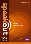 Cover-Bild zu Clare, Antonia: Speakout 2nd Edition Advanced Coursebook with DVD Rom