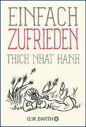Cover-Bild zu Thich Nhat Hanh: Einfach zufrieden