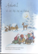Cover-Bild zu Advent mit Zipf, Zapf, Zepf und Zipfelwitz