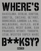 Cover-Bild zu Tapies, Xavier: Where's Banksy?