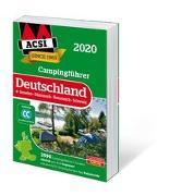 Cover-Bild zu ACSI Campingführer Deutschland 2020