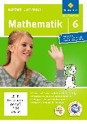 Cover-Bild zu Flierl, Ute: Alfons Lernwelt. Mathematik 6. Aktuelle Ausgabe. EL