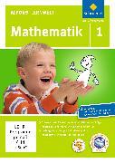 Cover-Bild zu Flierl, Ute: Alfons Lernwelt. Mathematik 1. Aktuelle Ausgabe. EL