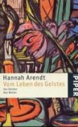 Cover-Bild zu Arendt, Hannah: Vom Leben des Geistes