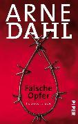 Cover-Bild zu Dahl, Arne: Falsche Opfer