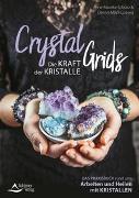 Cover-Bild zu Crystal Grids - Die Kraft der Kristalle