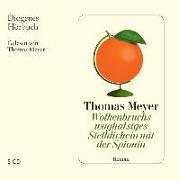 Cover-Bild zu Meyer, Thomas: Wolkenbruchs waghalsiges Stelldichein mit der Spionin