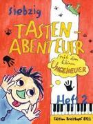 Cover-Bild zu Daxböck, Karin: 70 Tastenabenteuer mit dem kleinen Ungeheuer Heft 2