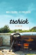 Cover-Bild zu Herrndorf, Wolfgang: Tschick