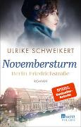 Cover-Bild zu Schweikert, Ulrike: Berlin Friedrichstraße: Novembersturm