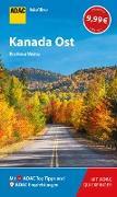 Cover-Bild zu ADAC Reiseführer Kanada Ost (eBook)