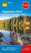 Cover-Bild zu ADAC Reiseführer Bayerischer Wald (eBook)