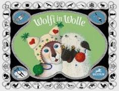 Cover-Bild zu Wolfi in Wolle von Lecher, Doris